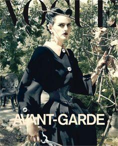 Avantgarde by Steven Meisel, September 2011