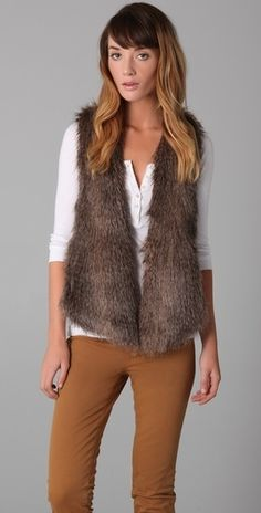 Ella Moss Arabella Vest - StyleSays