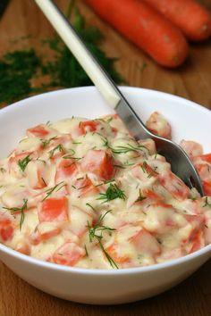 Marchewka gotowana w mleku | sio-smutki! Monika od kuchni