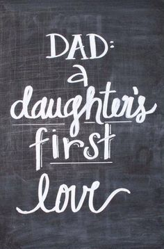 I am daddy his 'little' girl