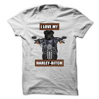 Harley Bitch Shirt