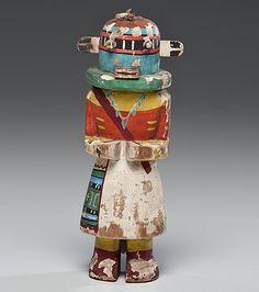 Hopi <i>Tuskiapaya</i> Katsina (9/20/2013 - Fall American Indian Art)