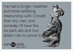 CrossFit, eCard, Humor