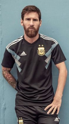 Most Beautiful Manchester United Wallpapers 2018 Adidas Argentina Soccer Jersey Away 18 Messi Argentina 2018, Argentina World Cup 2018, Argentina Soccer, Lionel Messi Haircut, Manchester United, Messi Beard, Real Madrid, Fifa, Camisa Nike