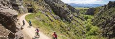 Cycling Itineraries | New Zealand