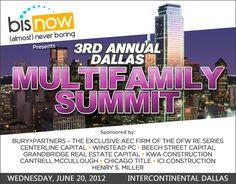 3rd Annual Dallas Multifamily Summit