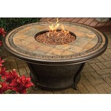 Afg Agio Tempe Fire Pit Heater Pits Round