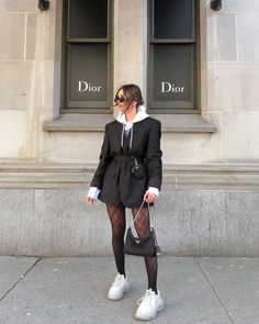 Image uploaded by Find images and videos about fashion, style and outfit on We Heart It - the app to get lost in what you love. Fashion Killa, Girl Fashion, Fashion Looks, Fashion Women, Fashion Trends, Moda Converse, Casual Outfits, Cute Outfits, Dress Casual