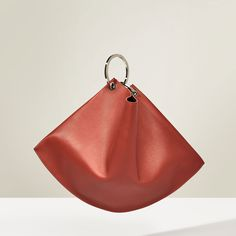 STUDIO LEATHER MAXI BUCKET BAG WITH HOOPS-View all-BAGS-WOMAN-SALE | ZARA United States
