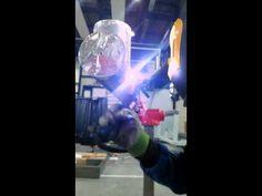 TIG welding pipe