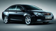 #Geely Emgrand EC7
