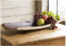 wine barrel plate