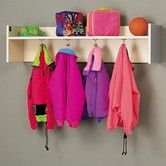 Found it at Wayfair - Fleetwood Koala-Tee Coat Rack with Shelf