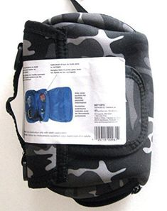 Kids Diabetic on the go bag Insulin Organizer Holder Case Pack Blue -- For more information, visit image link. #DiabetesCureCases #diabetesinformation