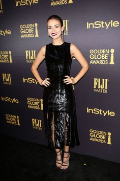 Victoria Justice at HFPA & Instyle's Celebration of Golden Globe Awards Season in Los Angeles 11/10/2016