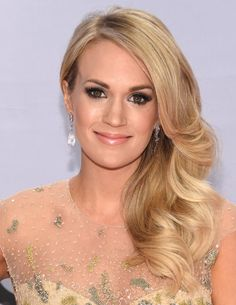 Carrie Underwood at the CMA Awards 2014 |