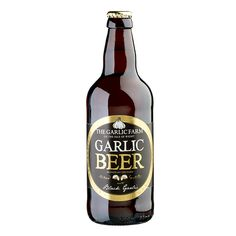 Black Garlic Beer :: Products :: The Garlic Farm - for all things garlic