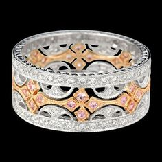 Beverly K Collection ring