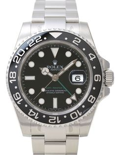 Rolex Gmt Master 2 Silber