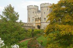 Windsor Castle  ~Berkshire, England
