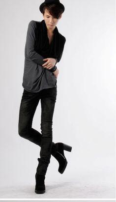Men High Heels is Unique Fashion Trends