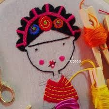 bordados mexicanos patrones - Buscar con Google Christmas Ornaments, Holiday Decor, Google, Stuff Stuff, Embroidery Patterns, Projects, Bracelets, Christmas Jewelry, Christmas Decorations