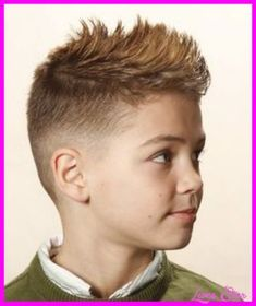 Little Boys Haircut Styles 2017
