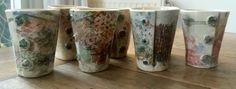 Koffiemokjes aardewerk