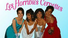 This is the first photograph ever posted on the Web.   The pretty ladies in the image are members of a parody band - known as Les Horribles Cernettes (The Horrible CERN Girls) - comprised of CERN laboratory employees -- yes, the same lab in Geneva responsible for the recent discovery of the Higgs Boson.