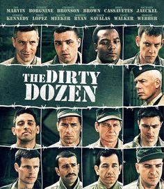 The Dirty Dozen by peterpulp.deviantart.com on @DeviantArt
