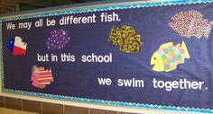 B2S Bulletin Board - Swim Together!