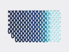 Roman Pin / Woven Heater / Heater / 2014