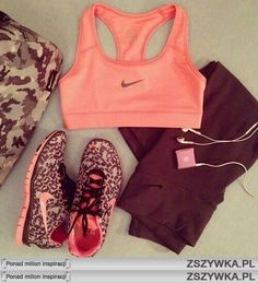 strój fitness