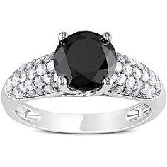 Lack diamonds are so unique!