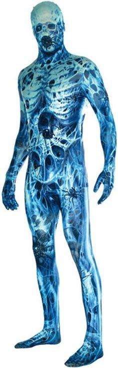 #Trendy Halloween - #Morphsuits Arachnamania Morphsuit Adult Unisex Costume - AdoreWe.com
