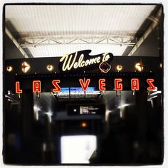 Hey @LASairport, #thanks for the Welcome! #LasVegas #McCarran