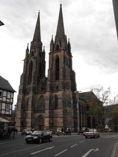 Elisbethkirche, Marburg, Germany