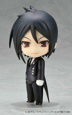 CDJapan : Nendoroid Black Butler Kuroshitsuji Sebastian Michaelis Figure/Doll Collectible