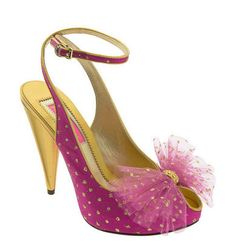 My dreamy babies... Betsey Johnson is a genius, period.