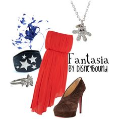 """Fantasia"" by lalakay on Polyvore"