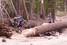 April Rider Photos: Crash n' Burns | News | mountain-bike-action