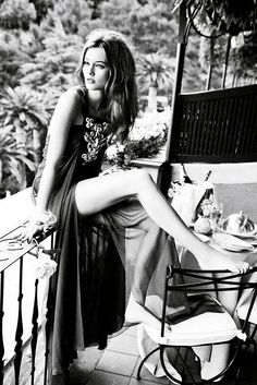 Campaigns: Dior Cruise 2012 - Monika Jagaciak by Ellen Von Unwerth