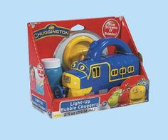 Chuggington™ Light Up Bubble Chuggers