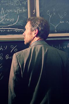 Gregory House   Hugh Laurie