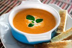 Cream of Tomator Soup!