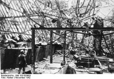 1942 November, Stalingrad in ruins. Quelle: Bundesarchiv.