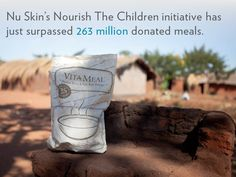 Demonstrating our Difference through generosity.  (www.nuskin.com/thesource)