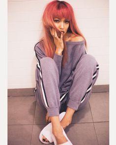 Blorange, el color de pelo que arrasa en Instagram |  Mujerhoy.com
