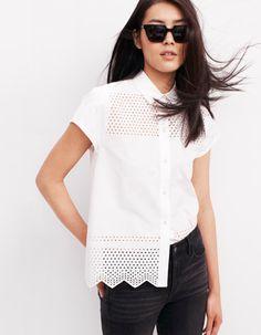 latticework shirt