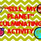 Sell My Planet is a sensational solar system culminating activity.  Students research a particular planet and use the research to create a  persuas...